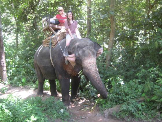 Thailand.  July 2011.