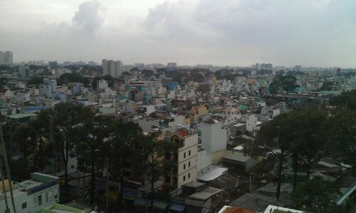 First Impressions of Ho Chi Minh City