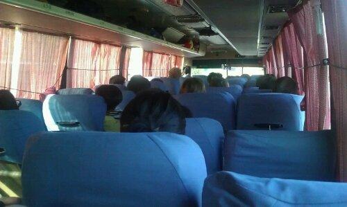 Bus Troubles Between Mui Ne and Nha Trang